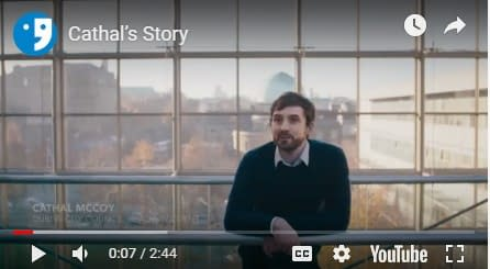 Cathal's story