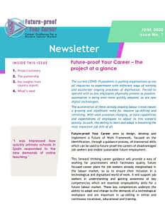 Future proof your career newsletter