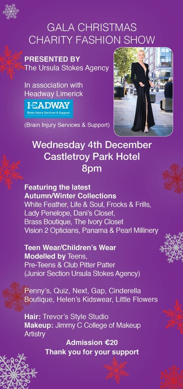 Charity Gala Event Flyer