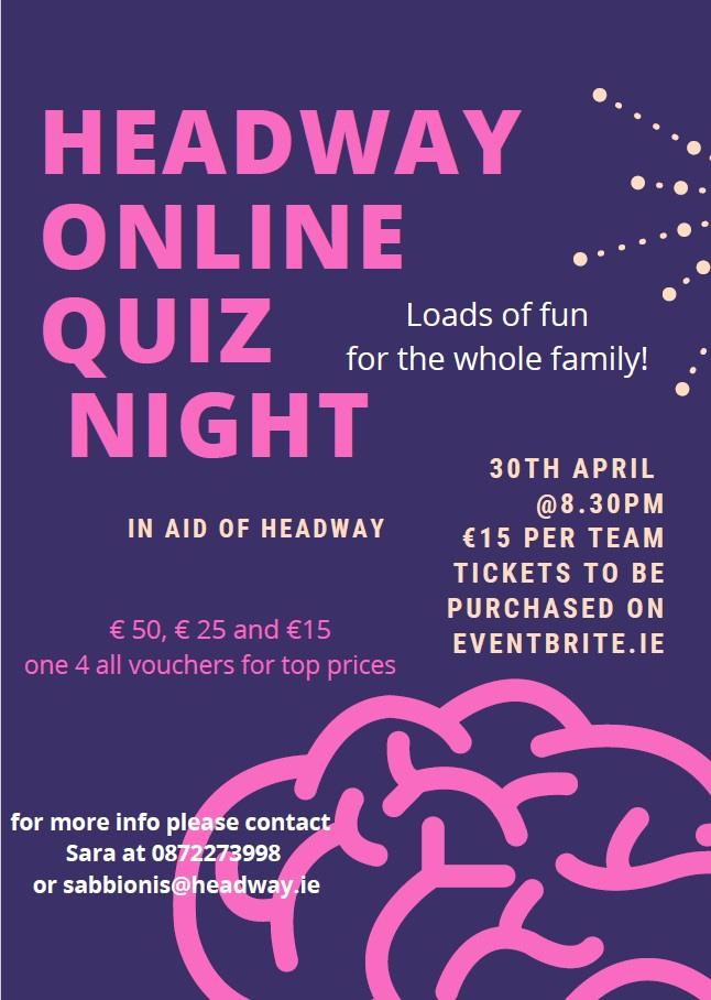 Headway Quiz Night